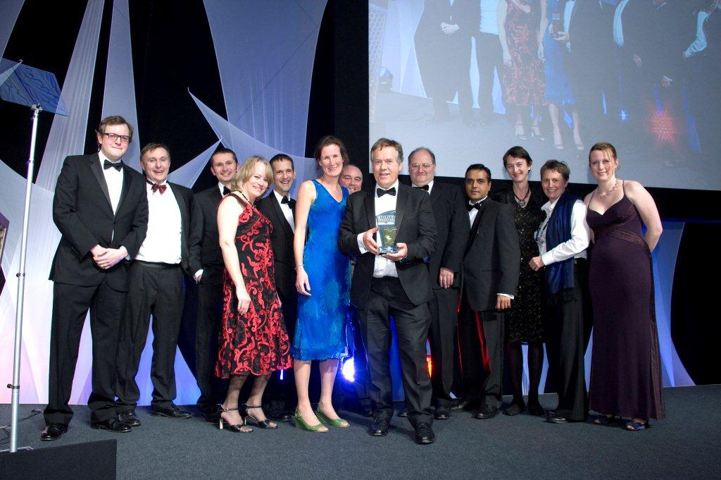 Upstream Thinking Wins Environment Award