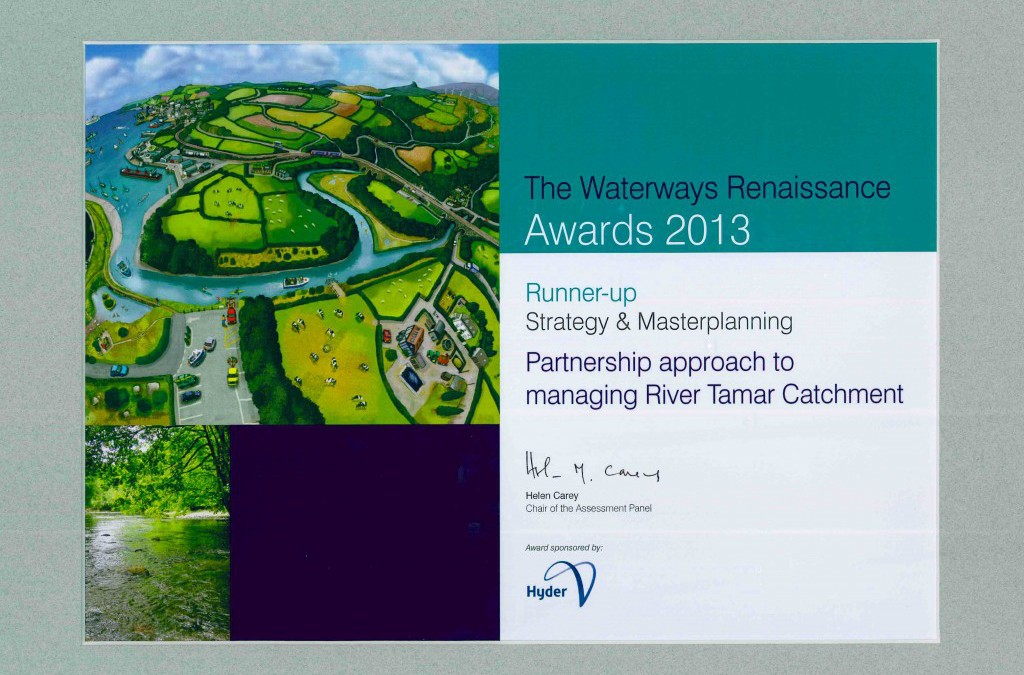 Tamar Catchment Management Plan Wins Award