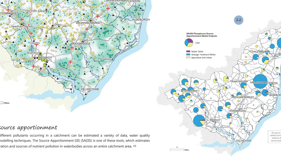 Ecosystem Visualisation for Catchment Planning