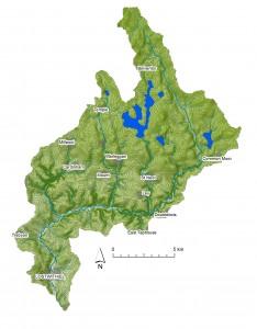 Fowey Map