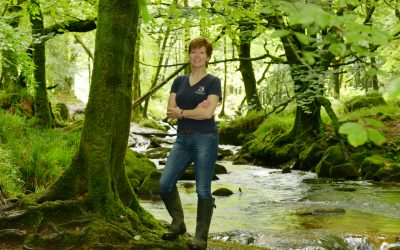 WMN feature: Farmer's daughter is guardian of Westcountry Rivers