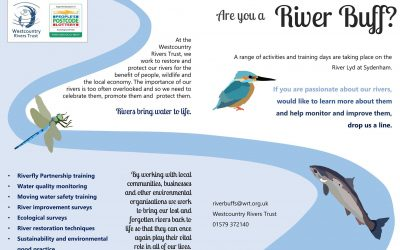 The River Buffs Project's First Meeting