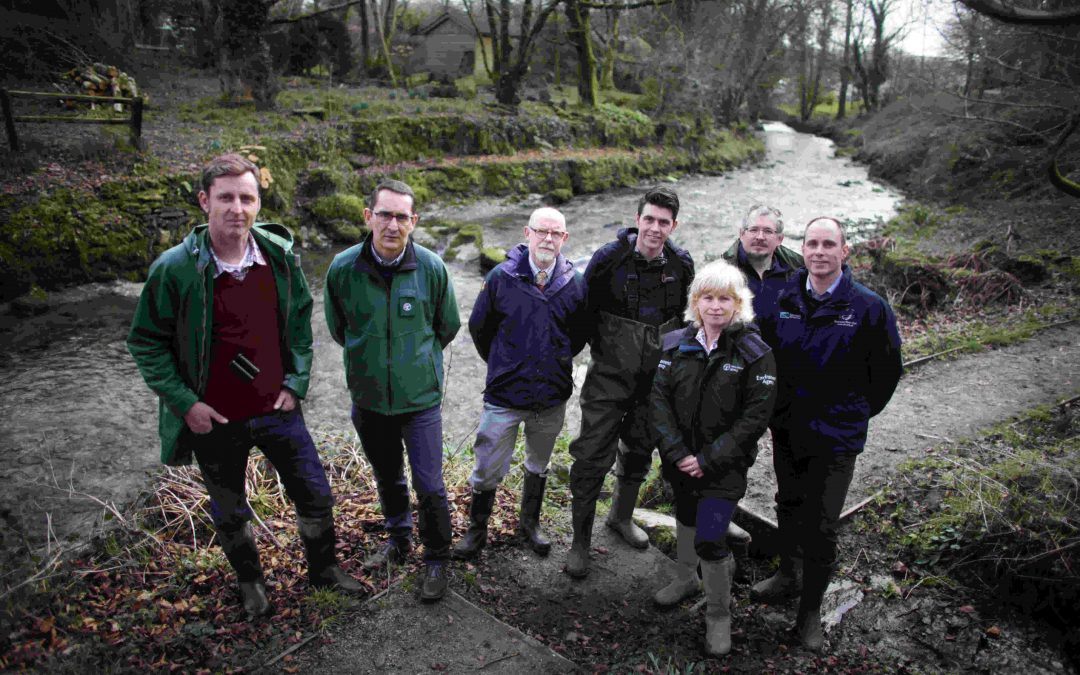 £2.2 million project to restore freshwater fish habitats in Cornish rivers
