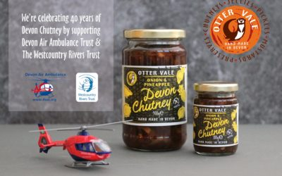 Celebrating our 25th Anniversary year…with chutney