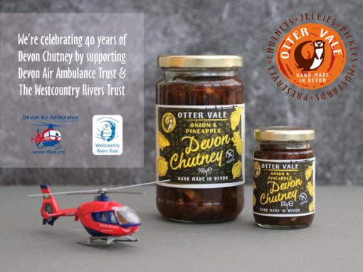 Celebrating our 25th anniversary year with…chutney