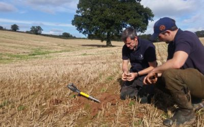On-Farm SOC project highlighted in British Grassland Society talk