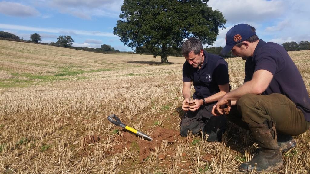 On-Farm SOC project highlighted in British Grassland Society talk