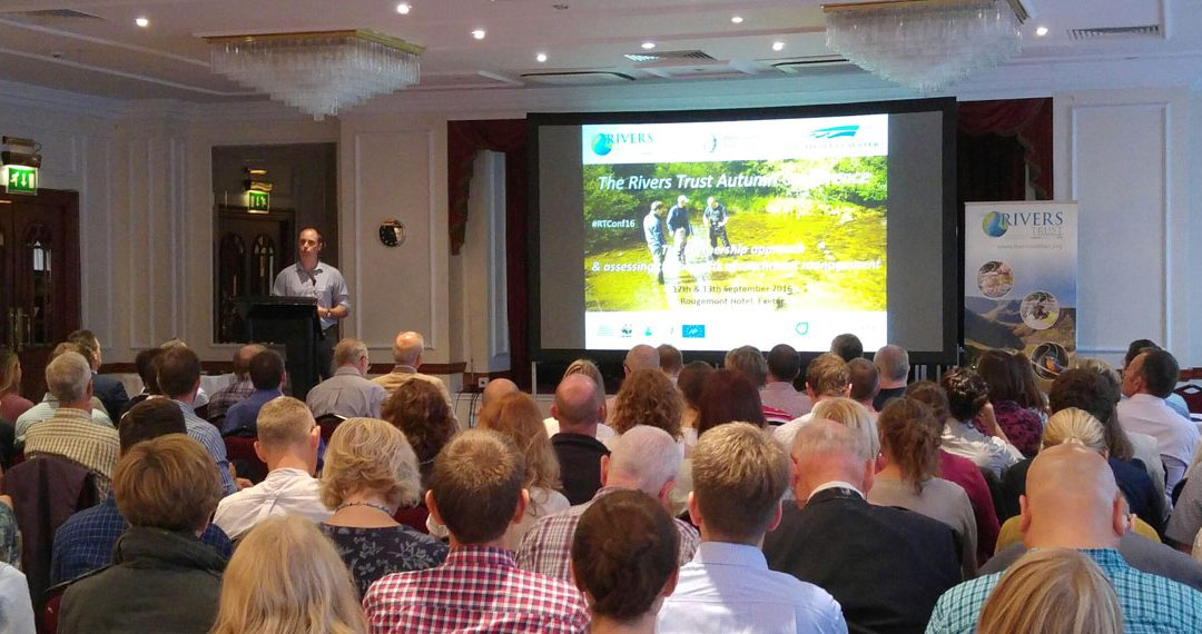 The Rivers Trust Autumn Conference 2016