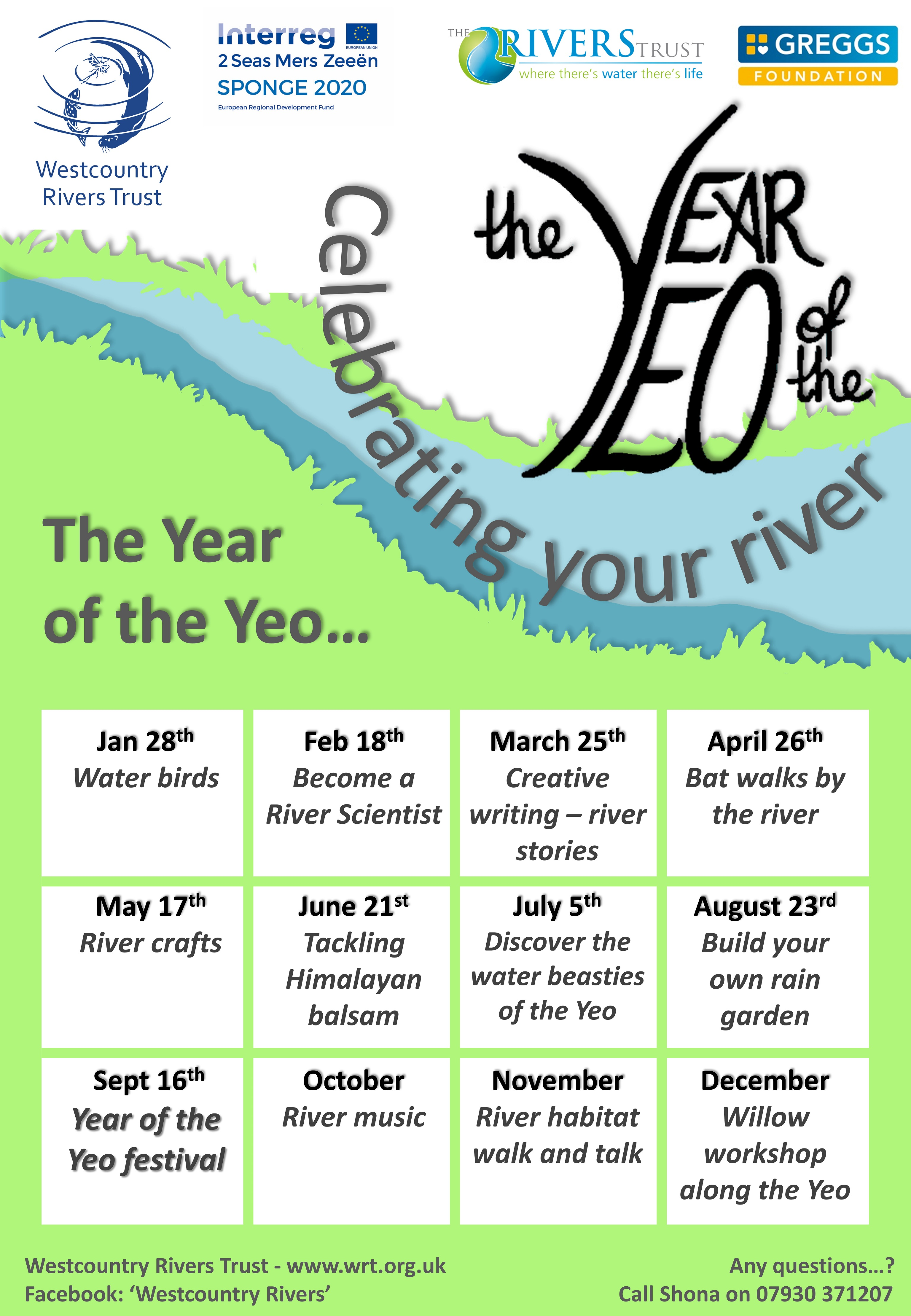 Year of the Yeo leaflet All Year v4