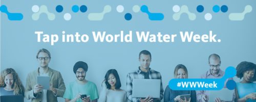 It's World Water Week