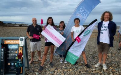 Bude Wins £200,000 To Tackle Climate Crisis