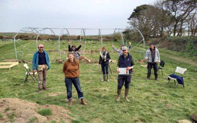 Community farm gets 'dirty' with WRT